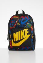 Nike - Nike printed classic backpack - multi