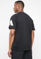 adidas Performance - Tp heavy tee - black