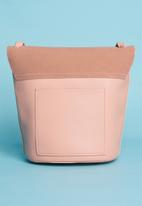 Superbalist - Structured body bag - pink