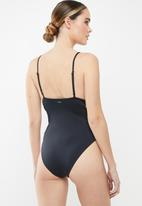 Roxy - Softly love one piece - black