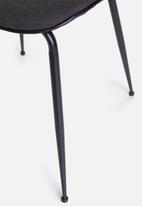 Sixth Floor - Rona chair - grey