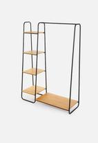 Sixth Floor - Bamboo clothing rail - natural
