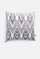Sixth Floor - Melodi cushion cover - black