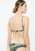 BeachCult - Ellena bikini top - multi
