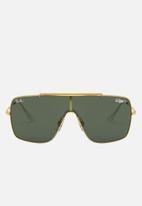 Ray-Ban - Ray-ban 0rb3697 35 sunglasses - green