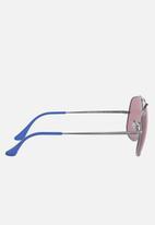 Ray-Ban - Ray-ban 0rb3561 57 sunglasses - purple