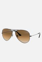 Ray-Ban - Ray-ban 0rb3025 55 sunglasses - brown