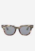 Ray-Ban - Ray-ban rb2168 50 sunglasses  - blue & gold (adv)