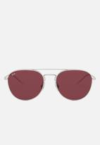 Ray-Ban - Ray-ban rb3589 55 sunglasses  - purple