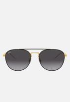 Ray-Ban - Ray-ban rb3589 55 sunglasses  - grey