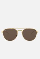 Ray-Ban - Ray-ban rb3589 55 sunglasses  - brown