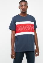 Levi's® - Colorblock jersey tee -  multi