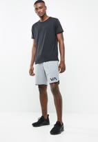 RVCA - VA sport short II - grey