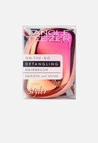 Tangle Teezer - Compact styler ombre - pink peach