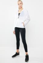 Reebok Classic - Ts hybrid woven jacket - white