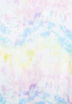 Superbalist - Pastel tie-dye shell blouse - multi