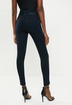 G-Star RAW - Citi-You high jegging ankle - navy