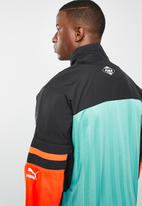 PUMA - Luxtg woven jacket - multi