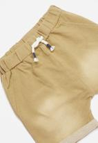 Cotton On - George short - brown