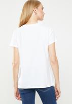 Levi's® - The perfect tee core type - white