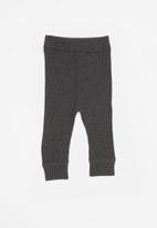 Cotton On - The rib legging - grey