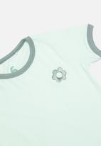 Cotton On - Penelope short sleeve tee - green
