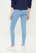 Levi's® - Mile high super skinny - blue