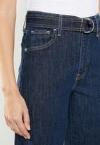 Levi's® - Mile high wide leg belt - navy