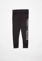 Converse - Cnvg dri fit leggings - black