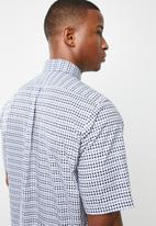 Pringle of Scotland - Everest short sleeve shirt - multi