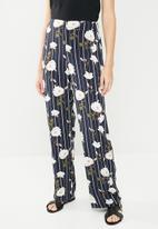 Vero Moda - Simply easy wide pants - multi