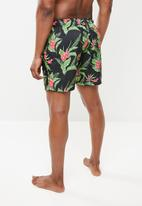 STYLE REPUBLIC - Jungle swimshorts - multi