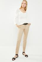 ONLY - Monaco chino pants - beige