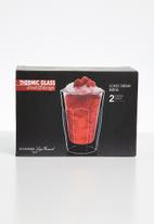 Luigi Bormioli - Thermic long drink set of 2