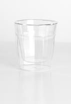 Luigi Bormioli - Thermic glass set of 2