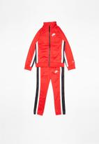 Nike - Nike Air boys tracksuit - red