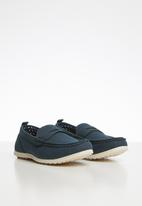 Cotton On - Billy boat shoe - navy