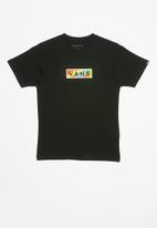 Vans - Easy box fill T-shirt - black