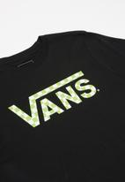 Vans - Vans classic logo fill boys - black