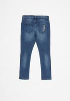GUESS - Girls skinny jeans - blue