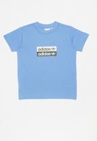 adidas Originals - Vocal logo tee - blue