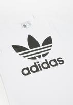 adidas Originals - Trefoil tee - white