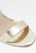 ALDO - Eriressi heel - gold