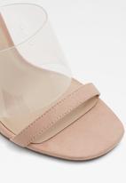 ALDO - Galilisa heel - bone