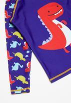 POP CANDY - Printed Dino 2 piece swimsuit - multi