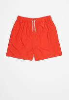 POP CANDY - Boys short - red