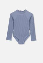 Cotton On - Lydia one piece -  blue