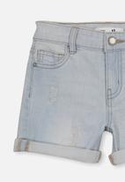 Cotton On - Camilla denim short - blue
