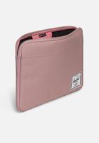 Herschel Supply Co. - Anchor sleeve for 13 inch Macbook - pink