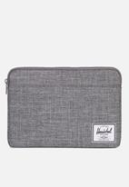 Herschel Supply Co. - Anchor sleeve for 13 inch Macbook - grey